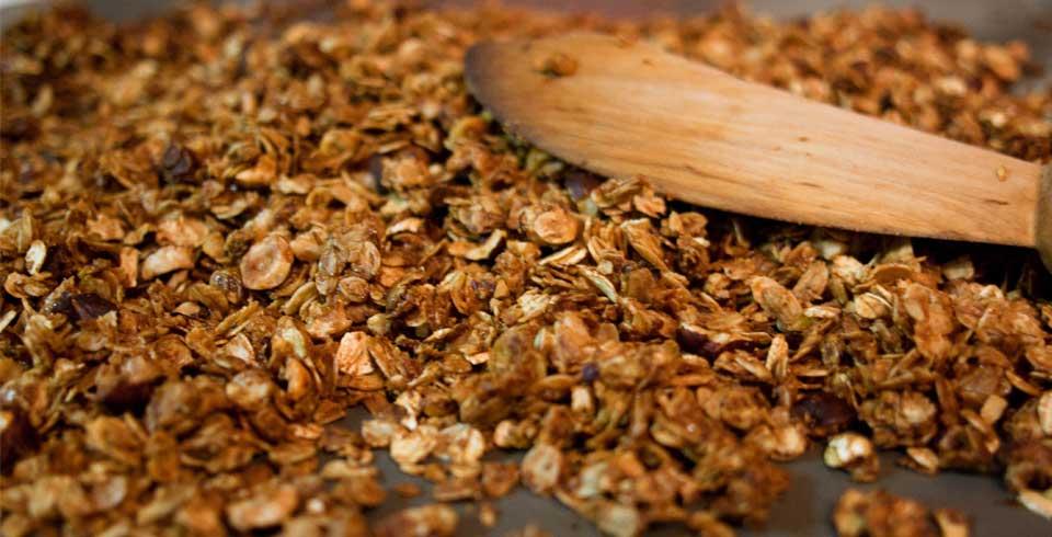 Recipes_-Homemade_Granola